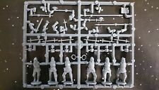 Perry miniatures Agincourt English Foot Knights 1415-1429 Sprue
