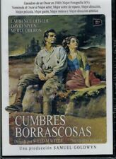 Cumbres borrascosas (Wuthering Heights) (DVD Nuevo)