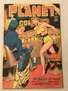Planet Comics 50