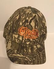 O'REILLY AUTO PARTS HUNTING HAT CAMO STRAPBACK ADJUSTABLE TRUCKERS BASEBALL CAP