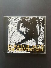 SCRATCH ACID - GREATEST GIFT - US Import CD on Touch and Go - #grunge #punk