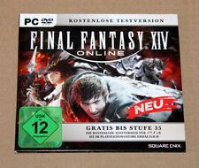 Final Fantasy XIV Stormblood Rare DVD Test Version Only from Gamescom 2017