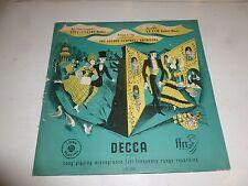 THE LONDON SYMPHONY ORCHESTRA - Ballet Music - Decca Long Play Vinyl LP