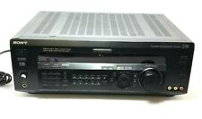 Sony STR-DE935 5.1 AM/FM Stereo Receiver w/ Dolby digital
