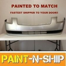Fits; 2004 2005 2006 Nissan Maxima Front Bumper Painted to Match (NI1000211)