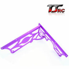 Alloy Side Guards Purple for FG Big Monster Truck Buggy and Beetle