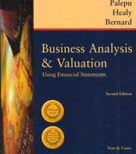 Business Analysis and Valuation: Using Financial Statements, Text and Cases, Hea