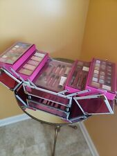 "Ulta Beauty Box Artist Edition Makeup Kit w/60 Pcs Ret. $193 ""Pink"" Nov 2020"