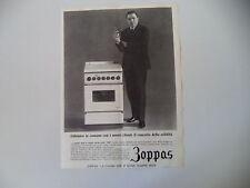 advertising Pubblicità 1964 CUCINA ZOPPAS SERIE 700