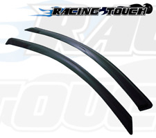2MM Window Visor Wind Guard Outside Mount Front 2pc 2005 2006 2007 Buick Terraza