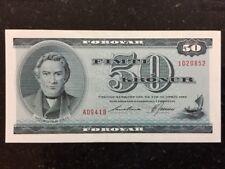 Faroe Island 1949 50 Kroner Banknote 1967 1994 P20d