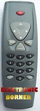 NEUWARE Ersatz Fernbedienung passend für Nokia Mediamaster 9470S 9470