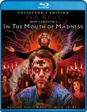 in The Mouth of Madness Sam Neill Carpenter Collectors Edition Region a Blu-ray