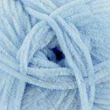 300g James C Brett Flutterby Chunky Knitting Yarn Blue B3