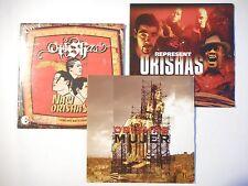 Unique Lot de 3 CD Single ▬ ORISHAS ▬ Port GRATUIT