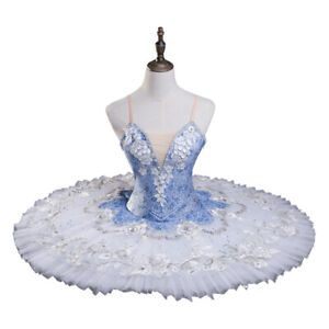 Blue Bird Classical Ballet Tutu for Professional Competition Festival YAGP