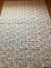 Marimekko cotton fabric  FUJIWO ISHIMOTO Hedelmä 150x212 cm Green