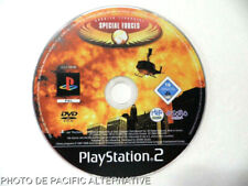jeu COUNTER TERRORIST SPECIAL FORCES FIRE FOR EFFECT sur playstation 2 PS2 loose