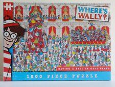 Paul Lamond 1000 piece jigsaw - 'Where's Wally? – Having a Ball in Gaye Paree'