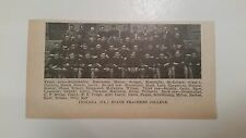 California University of PA Vulcans & Indiana College 1929 Football Team Picture