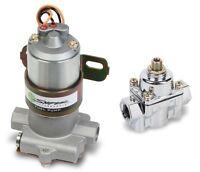 Nos Sniper Blue Electric External 110 GPH High Pressure Fuel Pump Regulator