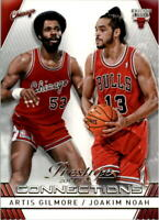 2014-15 Prestige Connections #7 Artis Gilmore Joakim Noah - NM-MT