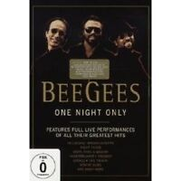 """BEE GEES """"ONE NIGHT ONLY: ANNIVERSARY EDITION"""" DVD NEU"""