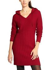 ATHLETA Borealis Hoodie Dress, NWOT, Size Small, Red, Sold Out in Stores!