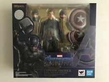 Bandai S.H. Figuarts Marvel Avengers: Endgame - Captain America (Final Battle)