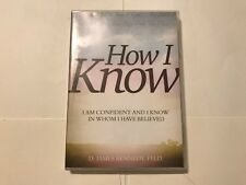 How I Know by James Kennedy (DVD, 4-Disc Set)