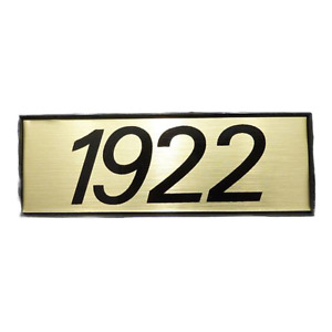 Logo Marshall 1922 (ref:4206)
