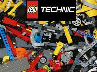 LEGO TECHNIC 500g Bundle of mixed pieces GENUINE parts bricks approx 400 pieces