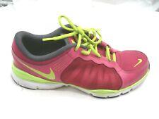 Nike 8M Flex TR 2 pink green cross training womens ladies tennis running shoes
