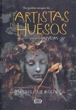 LOS ARTISTAS DE HUESOS/ THE BONE ARTISTS - ROUX, MADELEINE - NEW BOOK