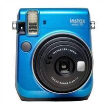 Fujifilm Instax Mini 70 MINI Instant Film Camera a colori-BLU (STOCK Regno Unito) NUOVO CON SCATOLA