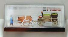 Preiser H0 30397 Winzerwagen Kühe  NEU in OVP  1:87