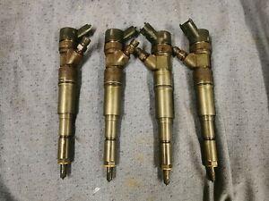 Freelander 2.0 TD4 Injector Set Code 0445110049