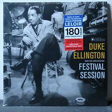 DUKE ELLINGTON 'Festival Session' Ltd. Edition Gatefold 180g Vinyl LP NEW/SEALED
