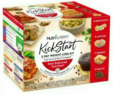 5 Day Weight Loss Meal Kit Nutrisystem Meals Nutrition Balanced Snack Meals Food