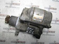 Toyota Avensis Verso 2.0 petrol,Starter motor 228000-6273 used 2002