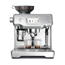 New Breville Oracle Touch 2400W Coffee Machine BES990BSS