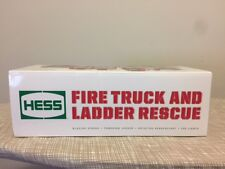 Hess Truck 2015 Fire Truck and Rescue Ladder