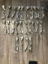 24x 9 Pin Serial DB9 to PS2 PS/2 Mouse Adaptor Cable Lead Job Lot Bundle