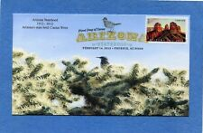 Sc #4627 Arizona Statehood S&T Cachets First Day Cover #2