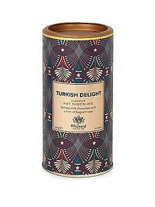 Whittard Turkish Delight Hot Chocolate 350g exp 08/2022 (ligh)