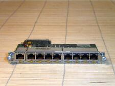 Cisco HWIC-D-9ESW HWICD-9ESW 9-port 10/100BASE-T HWIC Ethernet Card Karte