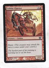 Magic: MTG: 8th Edition: Foil: Goblin Chariot