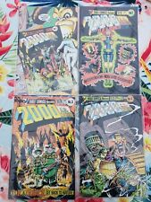 2000 AD Presents 1st series 1985 COMPLETE, 2nd series #1-6, #8-17 1986 LOT OF 22