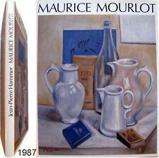 Maurice Mourlot 1987 Jean-Pierre Hammer Charles Sorlier peinture lithos dessins