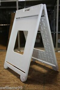 Plastic A-Frame - Simpo Sign II